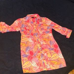 Westbound Long Sleeved Spring Tunic
